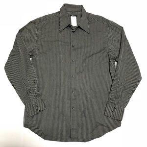 Vintage Versace Classic Key Link Button Down Shirt